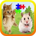 Cute Animal Puzzles icon