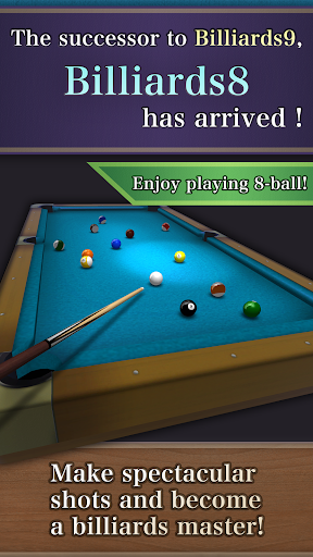 Billiards8 8 Ball Mission