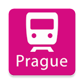 Prague Rail Map