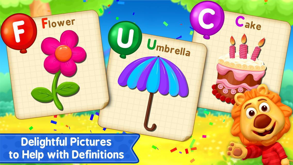 Abc Kids English Learning App With Letters Of The Alphabet ...