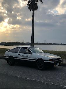 スプリンタートレノ AE86 AE86 GT-APEX 58年式のカスタム事例画像 lemoned_ae86さんの2019年01月04日21:18の投稿