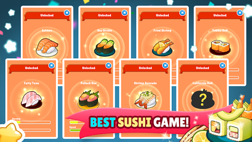 Sushi Bravo : Merge Sushi 1.0.2 screenshots 1