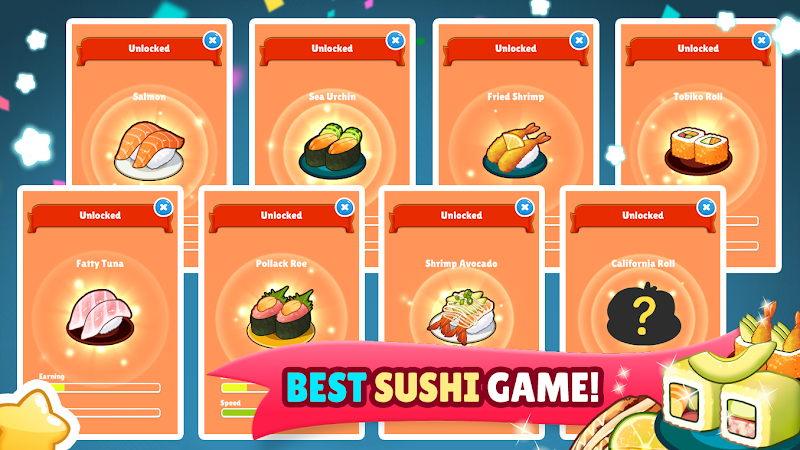 Sushi Bravo : Merge Sushi Cheat APK MOD Free Download 1.0.2