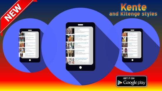 Kente and Kitenge Fashion Styles - náhled