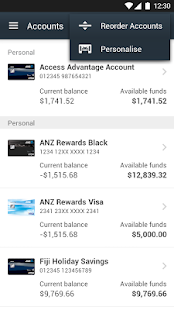 ANZ goMoney Australia- screenshot thumbnail