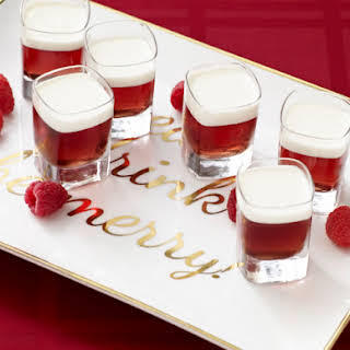 Nuts and Berries Frangelico Shooter.