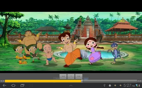 Chhota Bheem Bali Movie Clips screenshot 5