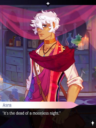 The Arcana: A Mystic Romance - Interactive Story apkpoly screenshots 14