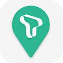 T map (티맵,T맵,내비게이션) icon