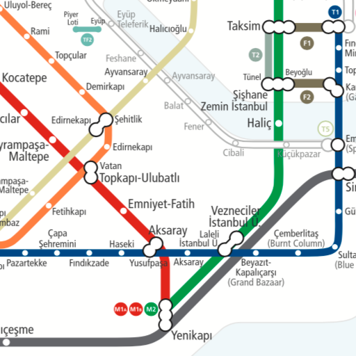 Subway Map Of Istanbul.Metro Map Istanbul Offline Apps On Google Play