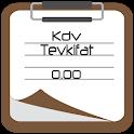 Kdv Tevkifat Hesaplama icon