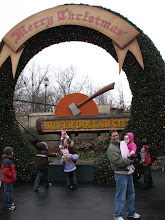 Photo: Sliver Dollar City after Christmas