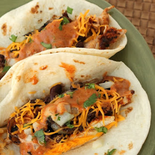 Southwest Chicken Tacos Recipes