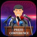 Press Conference icon