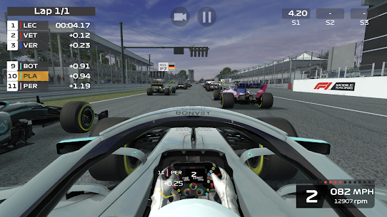 F1 Mobile Racing App Latest Version Download For Android and iPhone 2