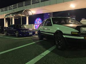 スプリンタートレノ AE86のカスタム事例画像 こーたろーさんの2020年02月22日08:14の投稿