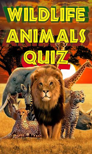 Animals Quiz - Wild Creatures Educational Trivia  screenshots EasyGameCheats.pro 1