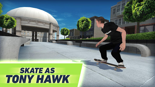 Screenshot for Tony Hawk's Skate Jam in United States Play Store