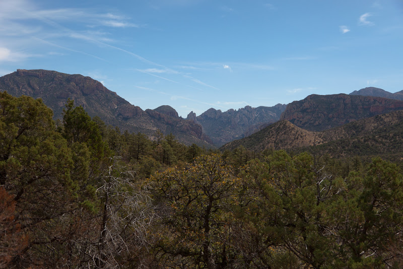 Photo: The southern entrance of Cave Creek Canyon