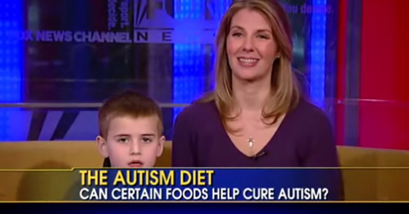 Boy Recovers From Autism Due To Gluten-Free, Dairy-Free Diet