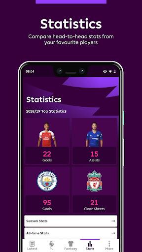 Premier League - Official App 2.2.6.1497 screenshots 4