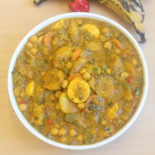Plantain Curry Recipes.