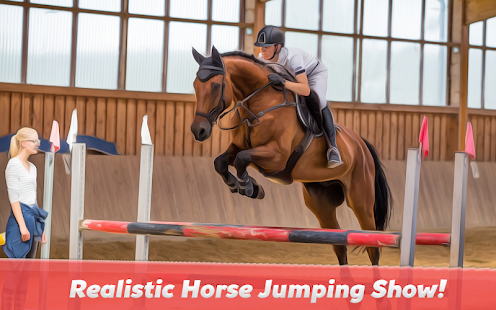 Download Horse Show Jumping Champions 2019 For PC Windows and Mac apk screenshot 4