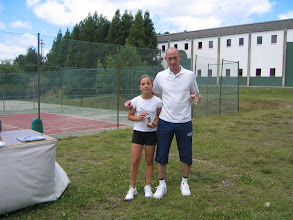 Photo: 3º Clasificados torneo de dobles 2008