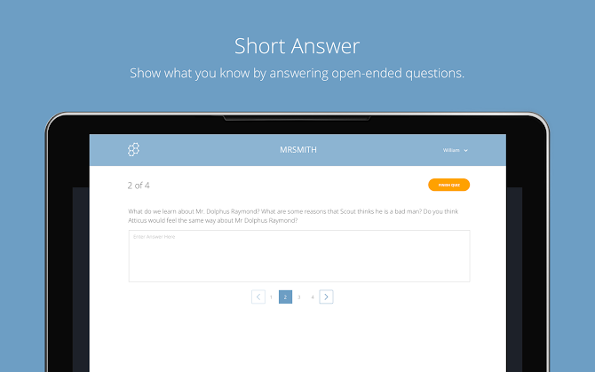Socrative Student Android 7
