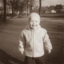Photo: 1961 in Hagen-Wehringhausen (Bachstraße)