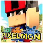 Multicraft GO: Pixelmon Pockecraft World MCPE 3D