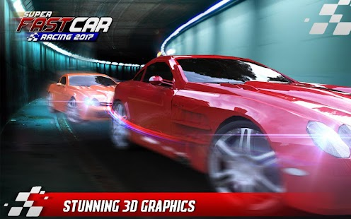 super fast car racing 2017 screenshot thumbnail