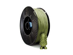 Olive Green NylonG Glass Fiber Filament - 1.75mm (3kg)