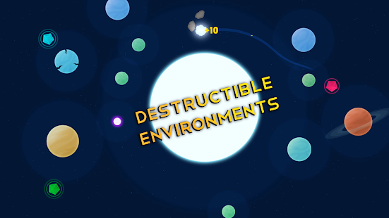 Gravity Fighters Screenshot