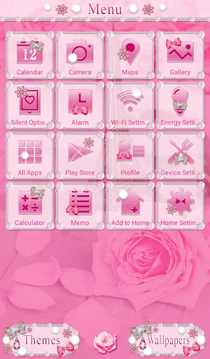 Lovely Theme Roses & Paris 1.0.0 Windows u7528 2