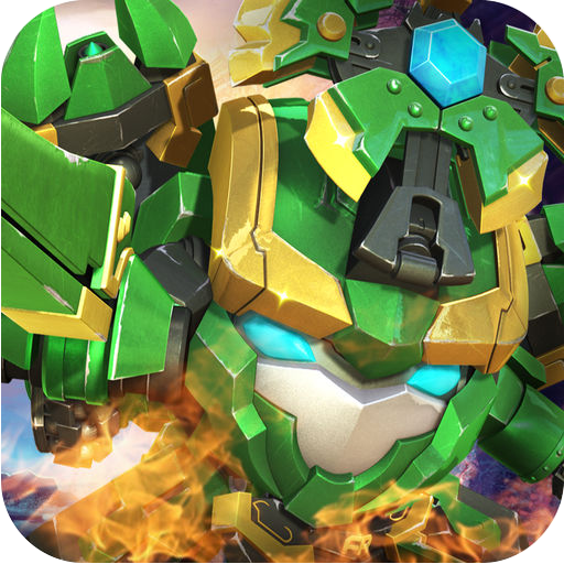 Superhero Fruit: Robot Wars - Future Battles Icon
