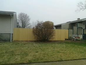 Photo: New Fence Bellmore NY