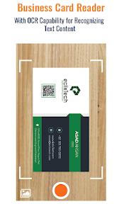 Business Card Scanner & Reader-Free Card Reader v4.5363 (SAP)(Premium) 1