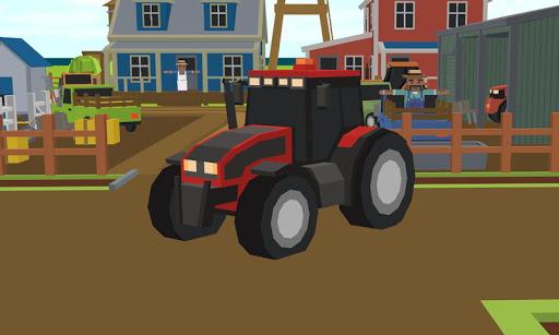拖拉機農夫
