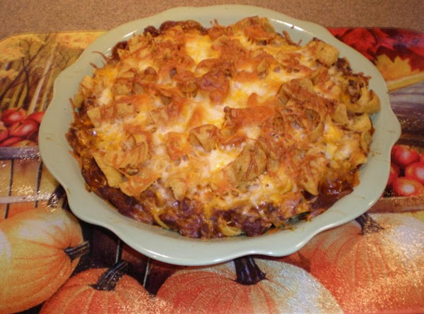 Yummy Frito Pie Recipe