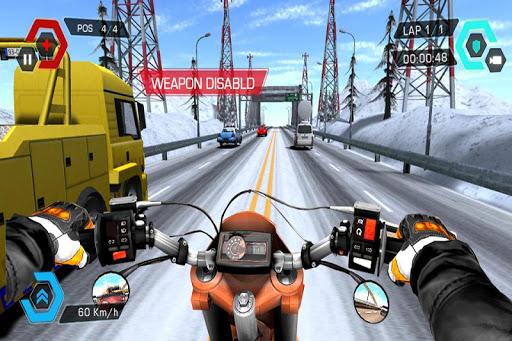 Racing Moto City Speed Car