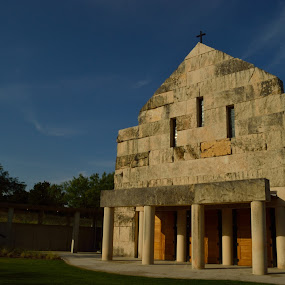 Our Lady of Dallas by Raymond Umlas - Buildings & Architecture Places of Worship ( buildings, our lady of dallas, architecture, places of worship )
