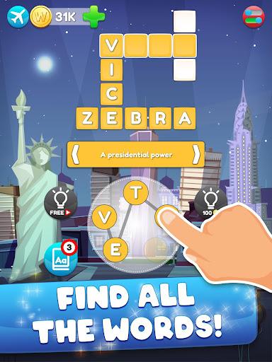 Word Travels ud83cudf0e Crossword Puzzle 2.1.7 8