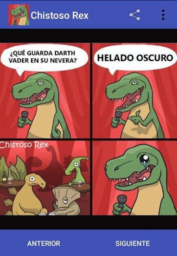 Chistoso Rex Chistes Malos y Divertidos 2.0.4 screenshots 2