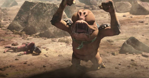 Star Wars: The Bad Batch Trailer Reveals First Look at Baby Rancors and They're Adorable