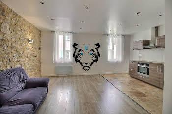 Appartement 3 pièces 52,35 m2
