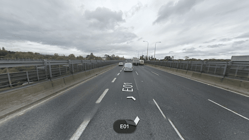 Cycle tracks will abound in Utopia… but not many cross the Liffey yet