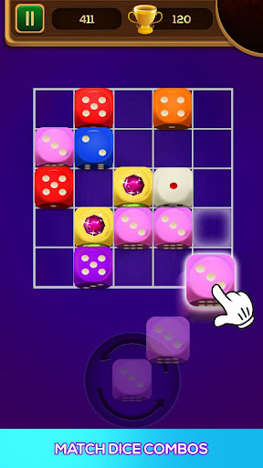 Dice Magic - Merge Puzzleud83cudfb2 1.1.8 screenshots 2