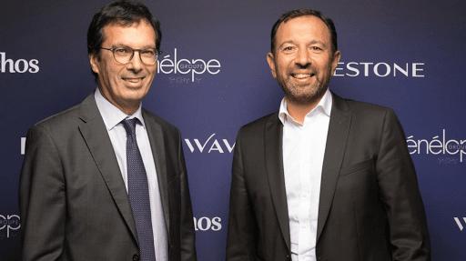 Jean-Pierre Farandou et Didier Gambart