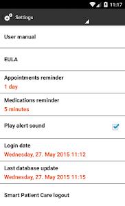 Smart Patient Care screenshot 6